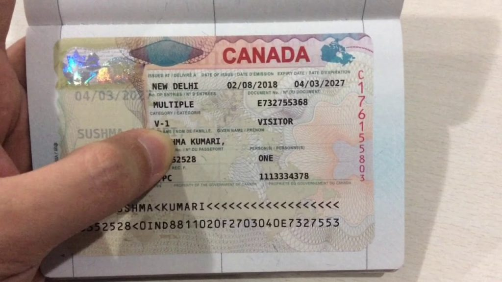 Visa Required For Canada