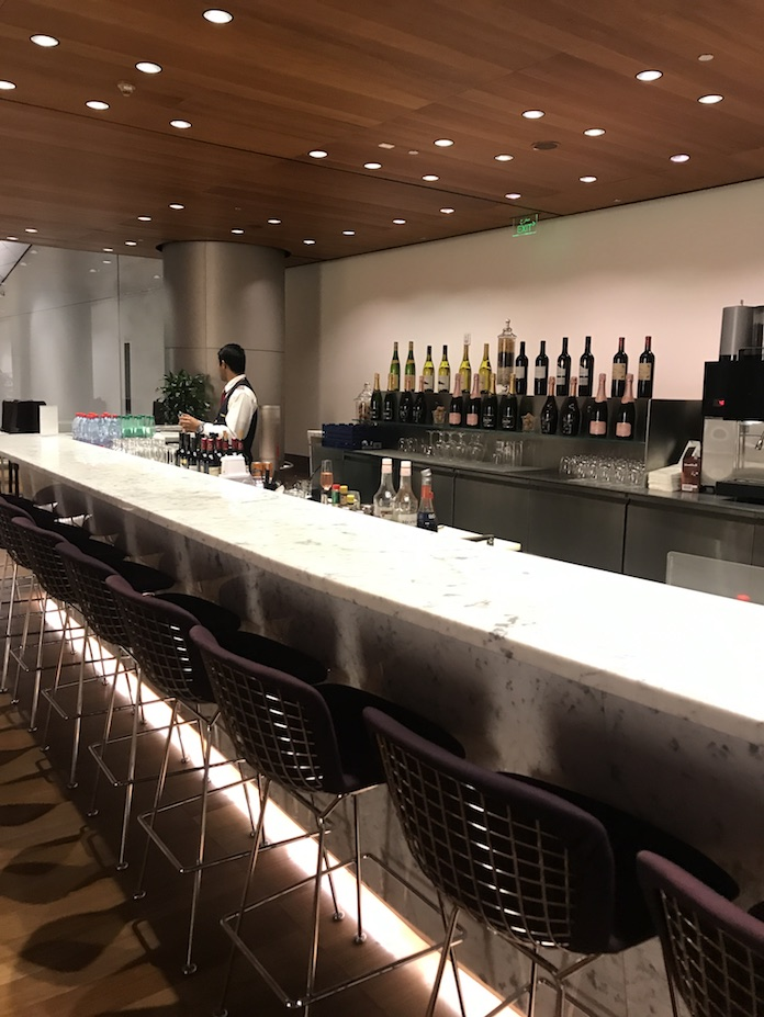 Airport lounge passes are great for international flights