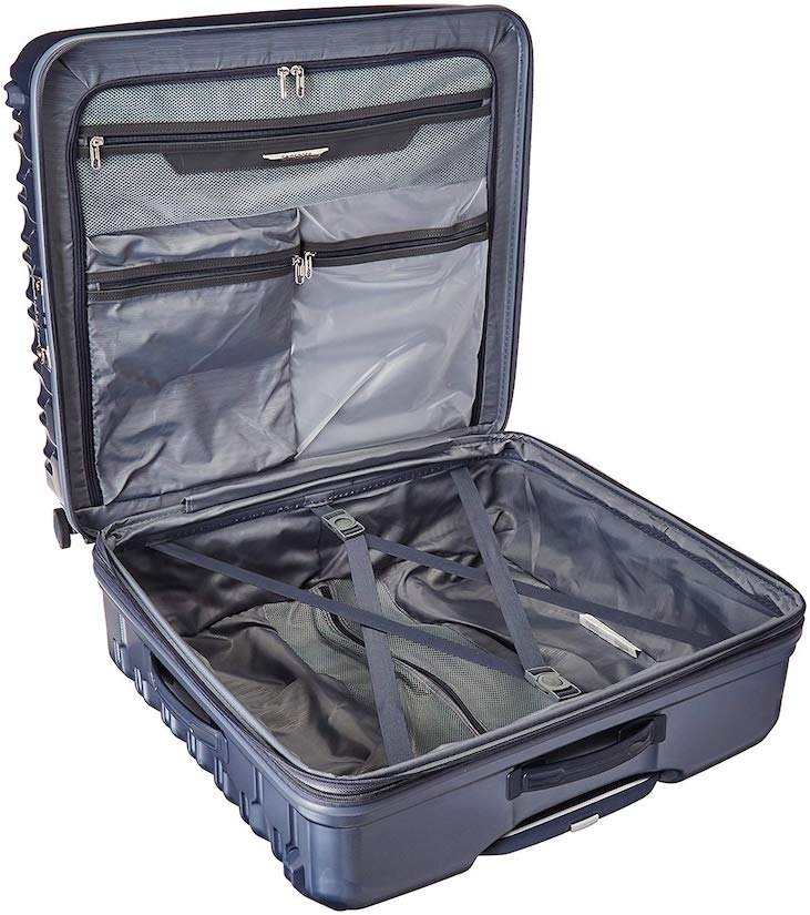 best hard luggage - samsonite stryde