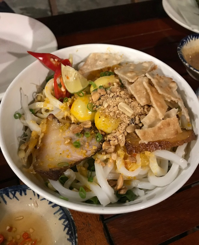Mi Quang noodles vietnam