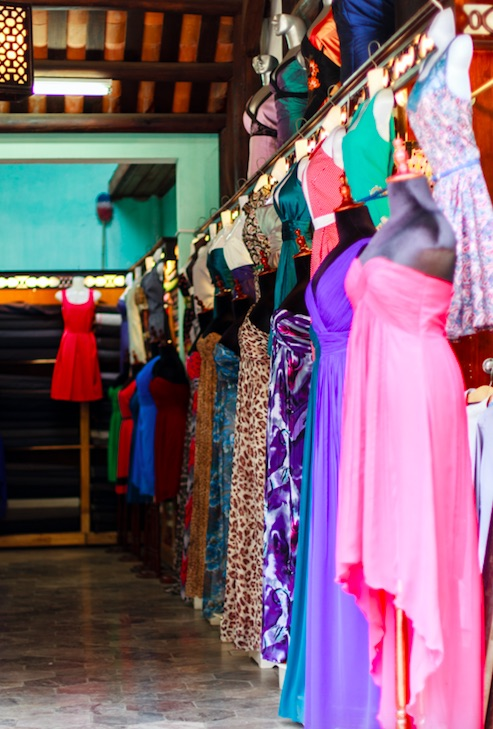 How much should you pay for a dress at Hoi An Tailors