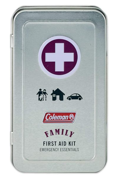 pack a travel first aid kit