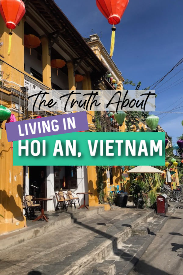 things you should know about living in hoi an