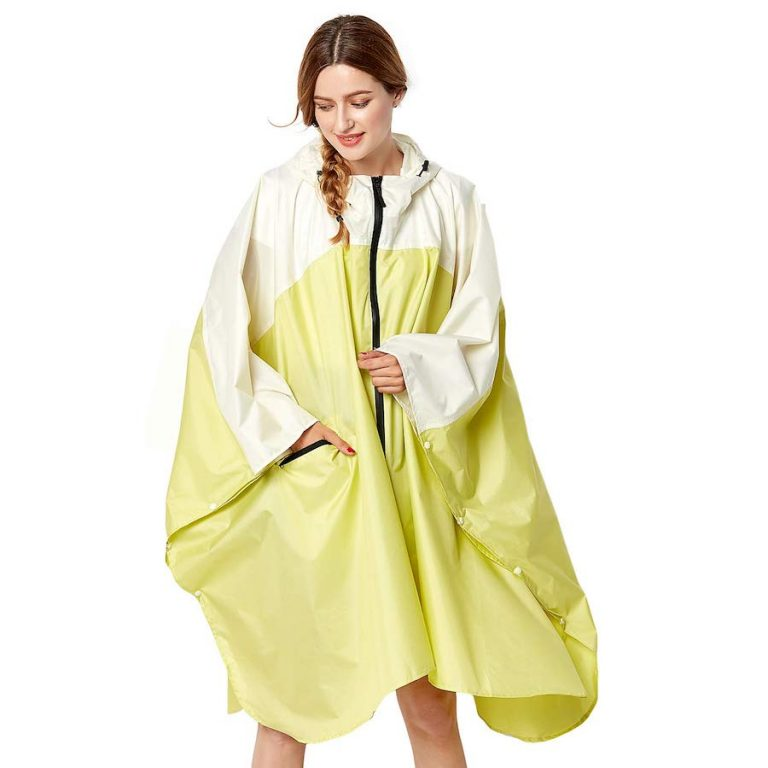 womens travel accessories - rain poncho