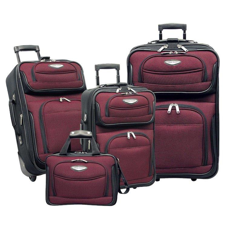 pros of soft luggage