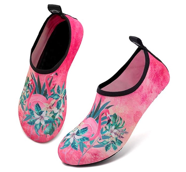 travel gift ideas for her - watershoes