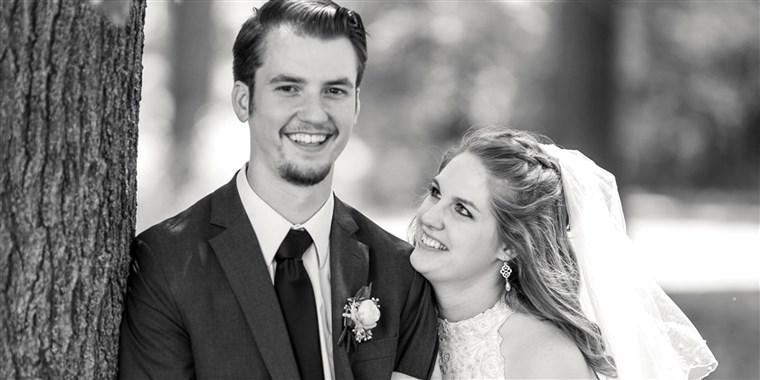 Dalton and his new wife