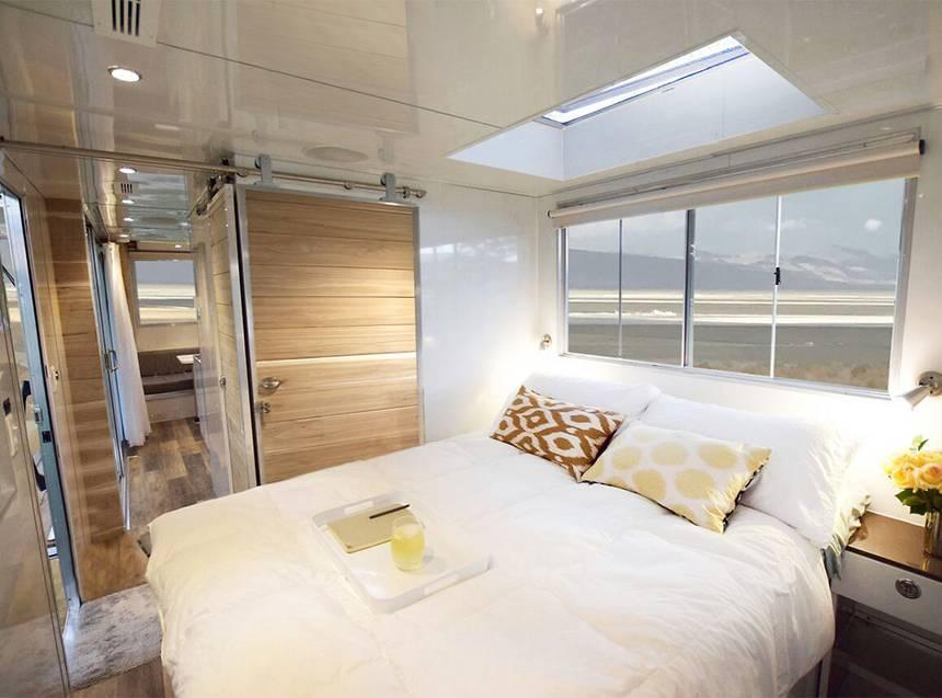 Camper Bedroom