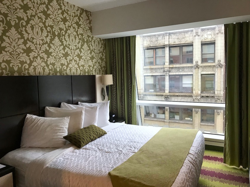 Great hotel with perfect location in NYC for under $100