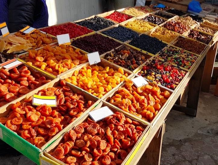 Bazaars in Ukraine