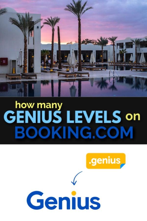 booking.com genius levels
