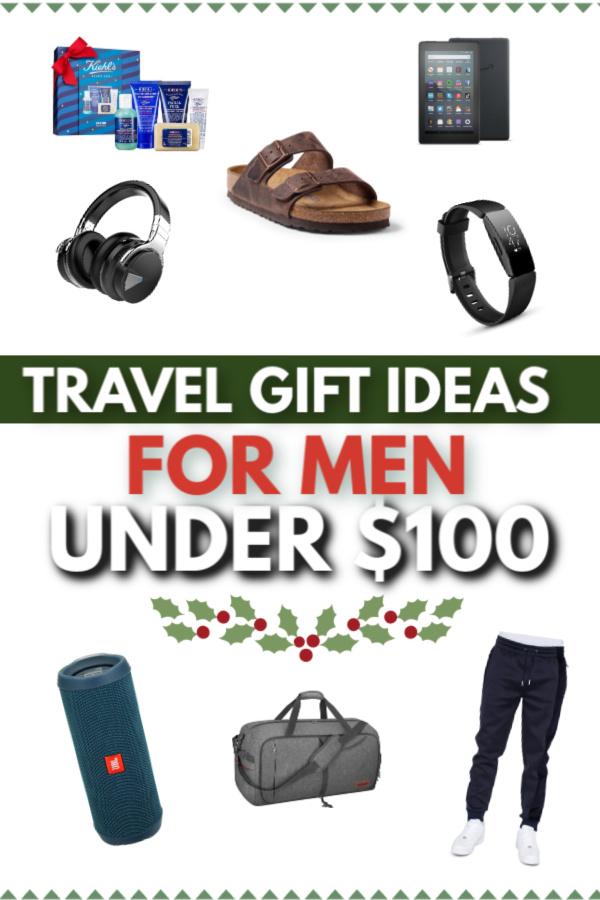 travel gift ideas for men under $100