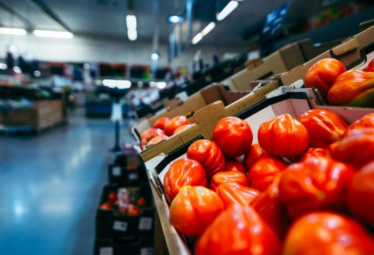 Grocery store etiquette in ukraine