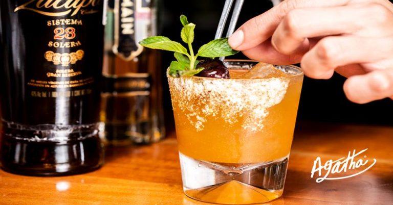 Bespoke artisan drinks at Agatha Mazatlan