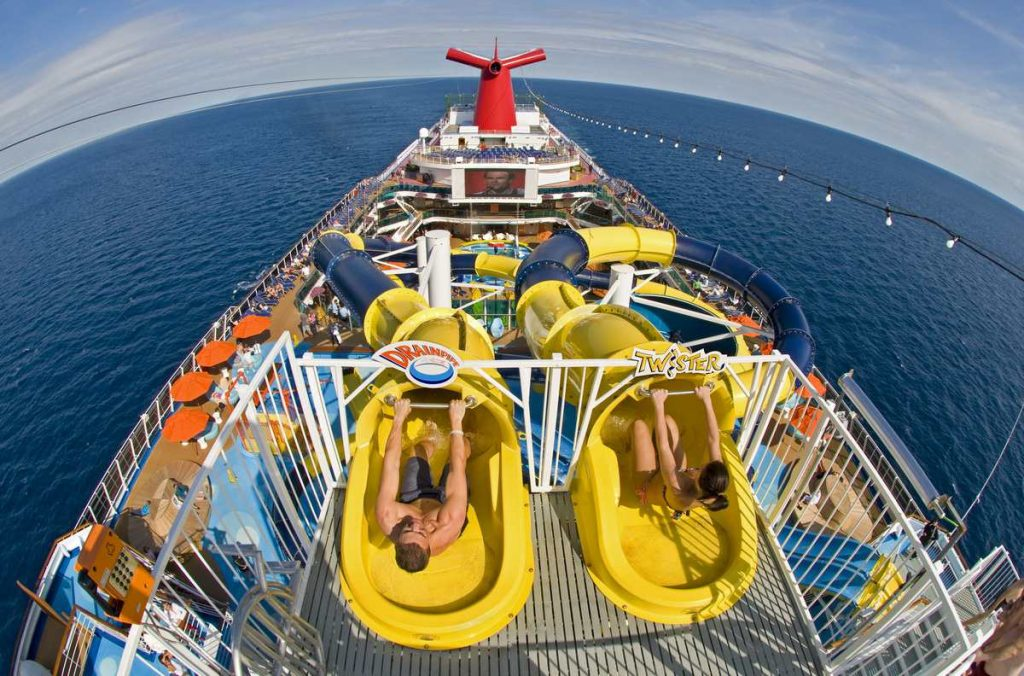 cruse ship 2021 bookings are strong for carnival