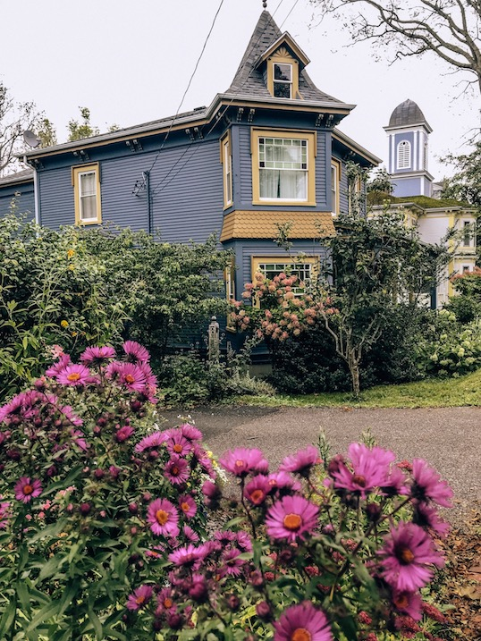 What time of year to visit annapolis royal