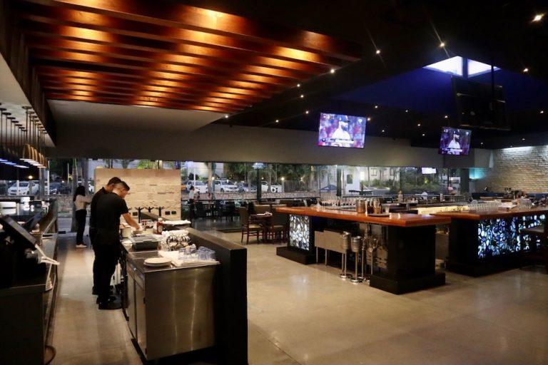 Eat at Agatha kitchen bar in Mazatlan, Mexico