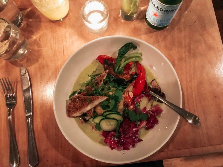 Plante - best vegan restaurant in asheville