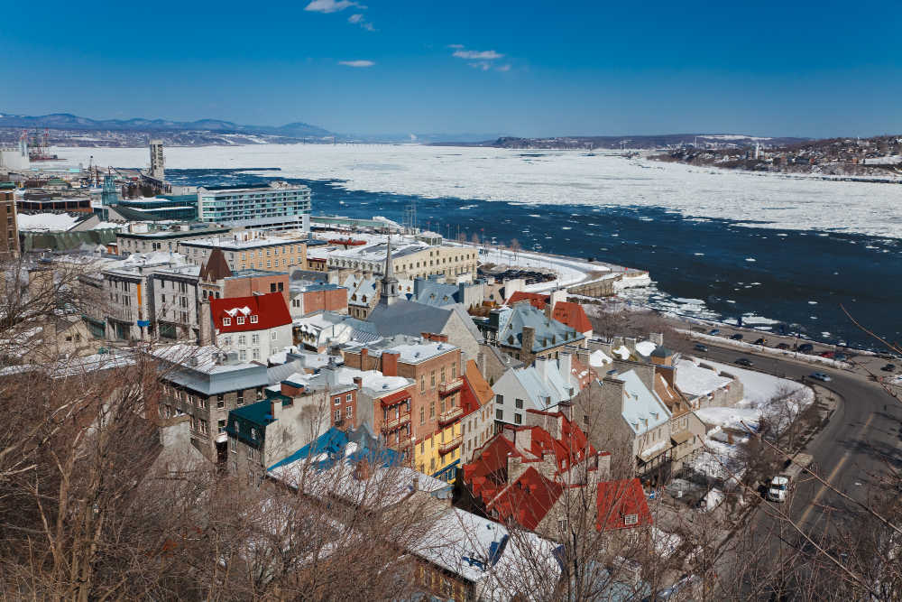 Quebec city best city in the world