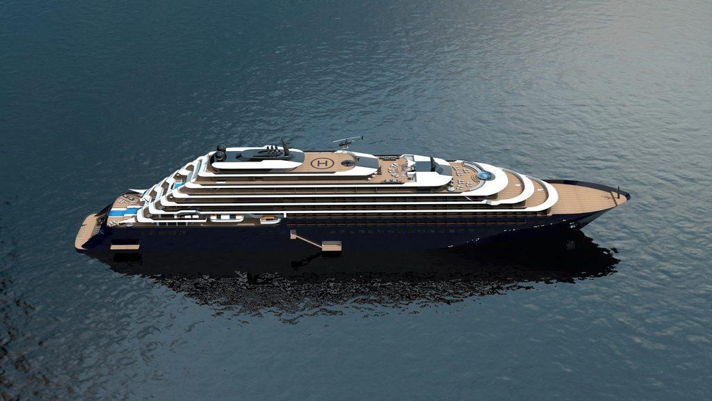 Rtiz Carlton Yacht