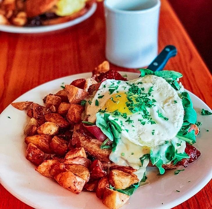 Sunn Point - Best breakfast in asheville