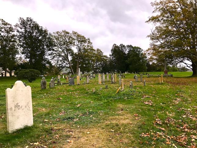 Annapolis Royal graveyard