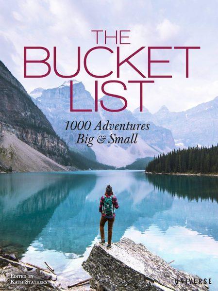 Bucketlist Book -Christmas Gift Ideas for Women Who Travel