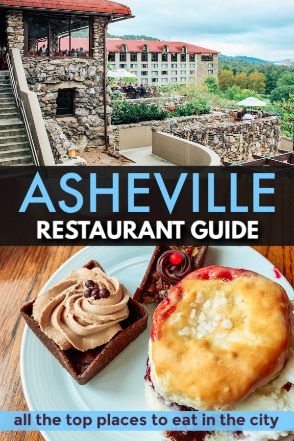 Asheville restaurant guide