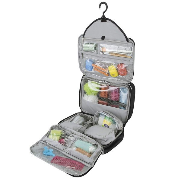 Christmas Gift Ideas for Women Who Travel - travelon toiletry bag