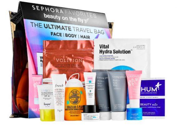 Sephora ultimate travel set - xmas gift ideas