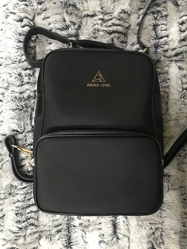 Carmel - anti theft backpack review