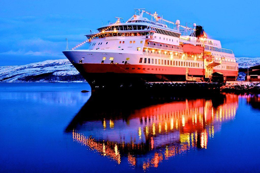 MS Finnmarken Cruise Ship