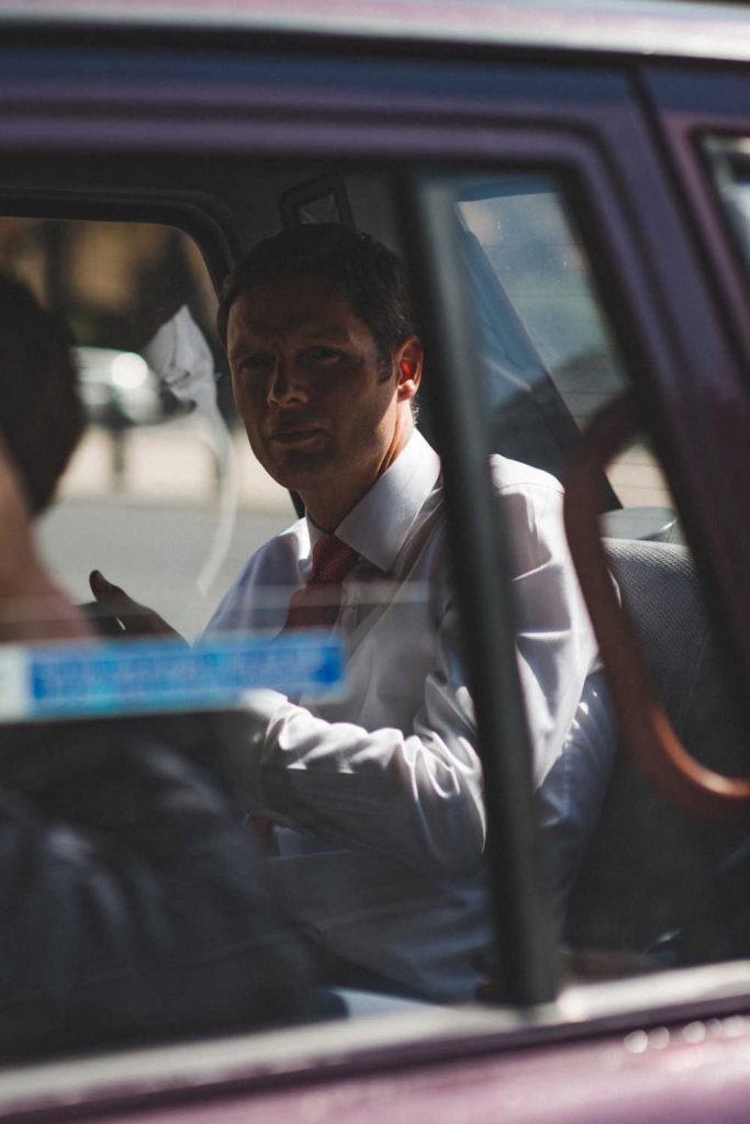 Uber faces competition