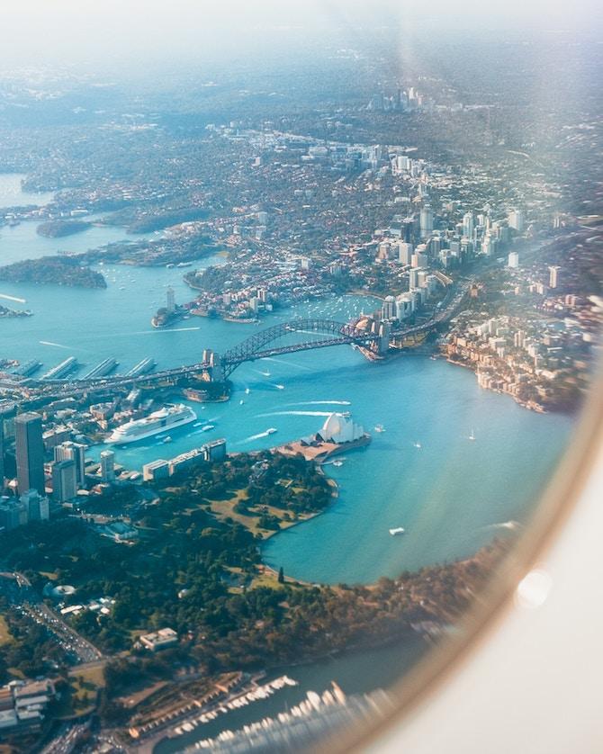 travel contest to Australia