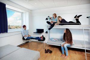 Cheap places to stay in Copenhagen - DansHostel