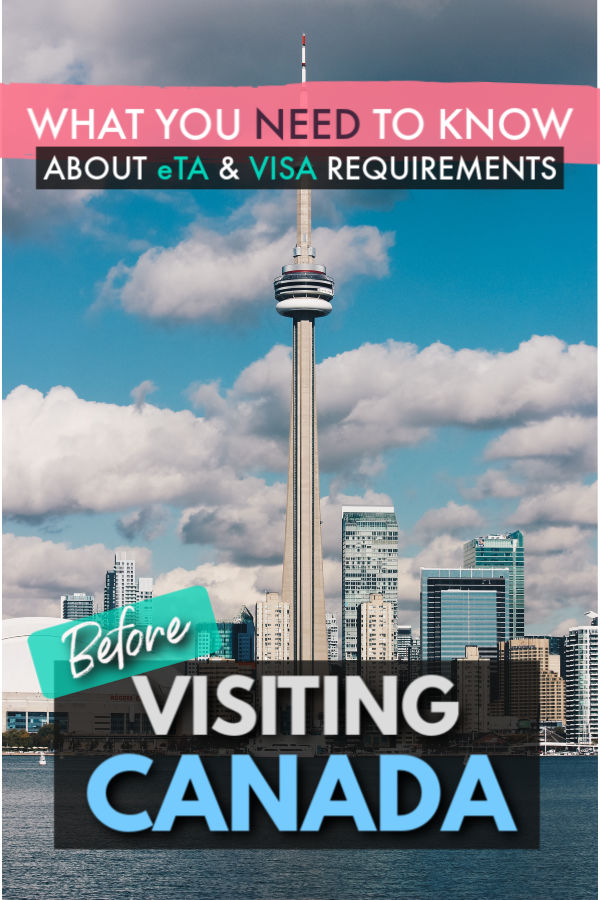 What you need to know about eTA and visas before you go to canada