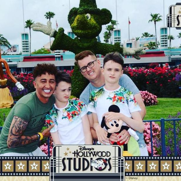 family trip to disney world goes wrong