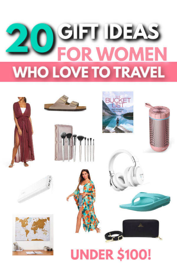 20 christmas gift ideas for women who travel