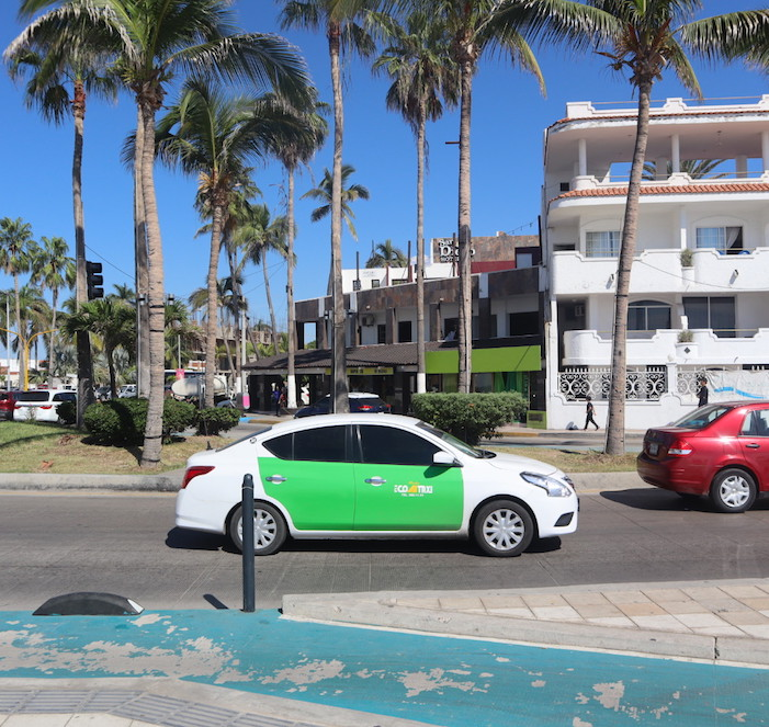 Green Eco Taxi Mazatlan