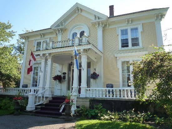 Hillsdale House Annapolis Royal