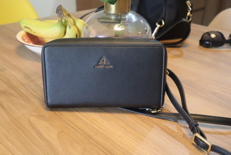 Arden Cove anti-theft wallet review