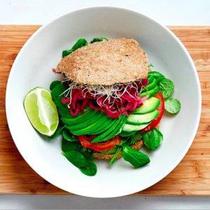 SimpleRaw Copenhagen - cheap budget healthy food