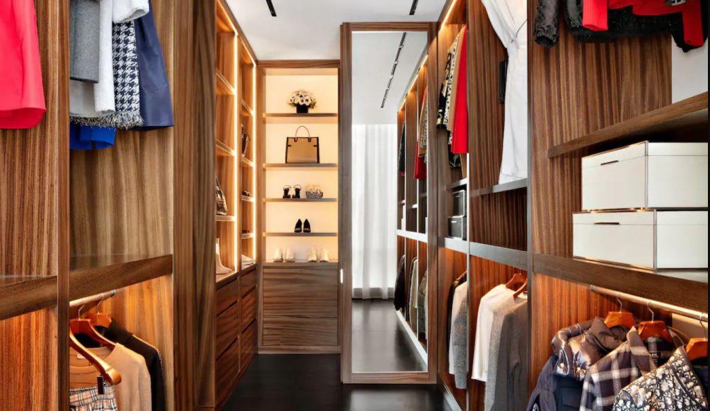 sky suite now york master closet park hyatt