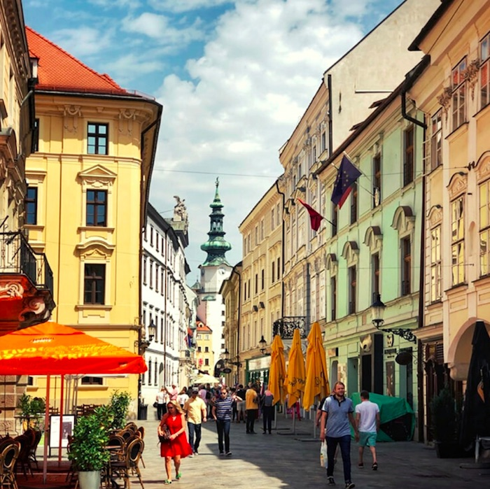 St Michaels Bratislava