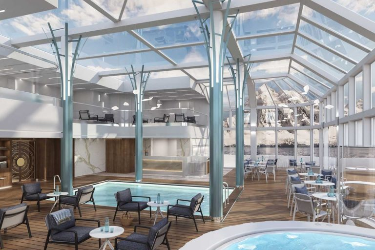 Crystal Endeavor - new cruise ships 2020