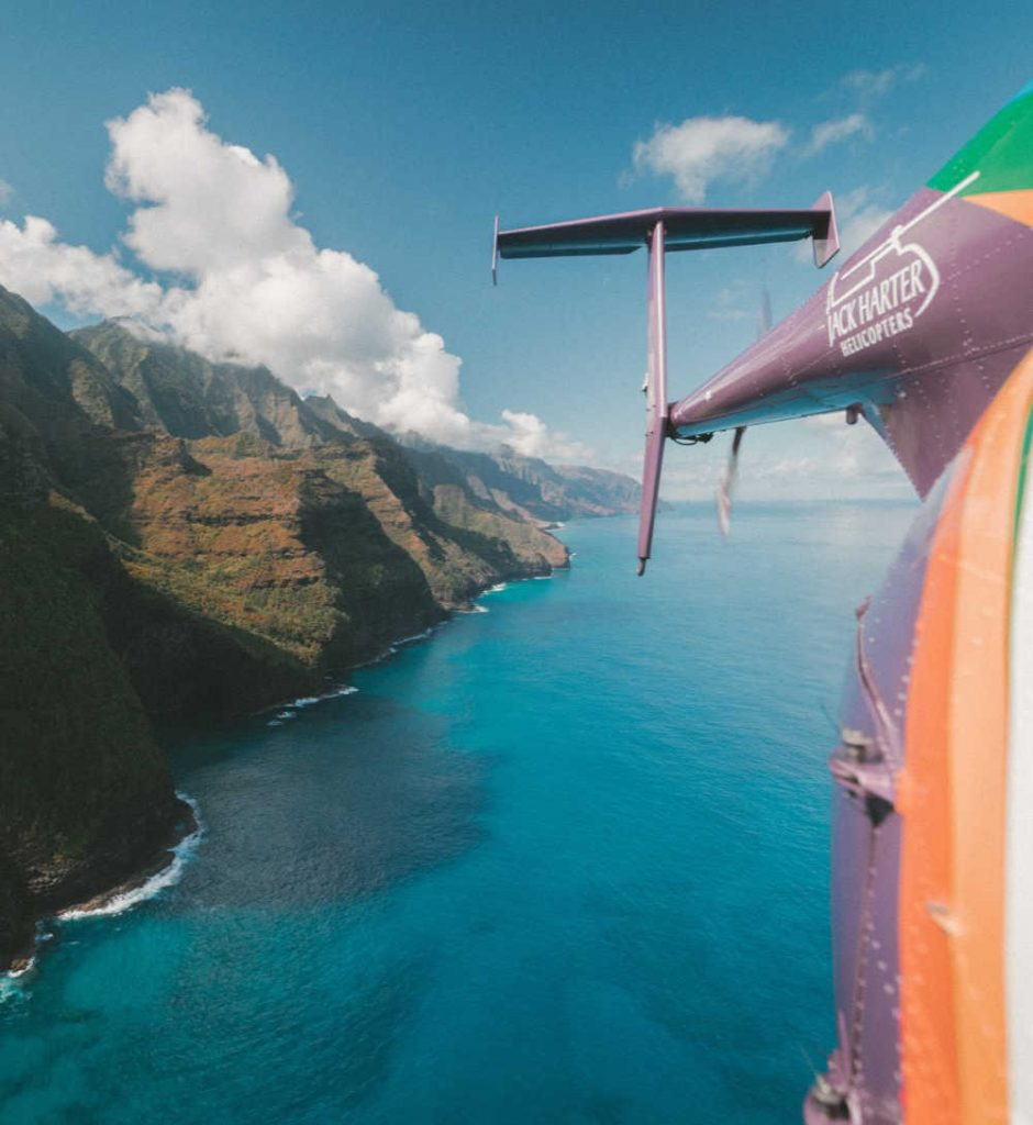 Hawaii tourist helicopter