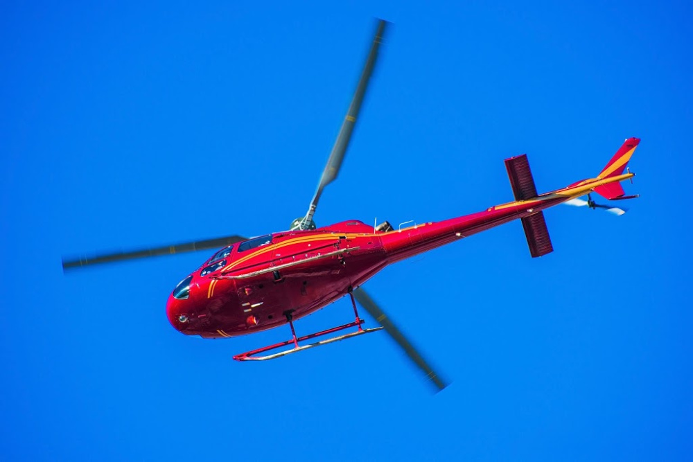 Helicopter Goes Missing in Hawaii With 7 Tourists Onboard