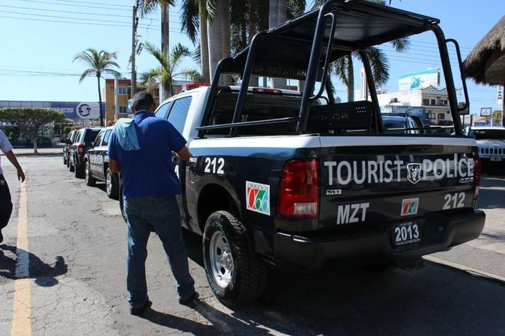 Mexico Tourist police