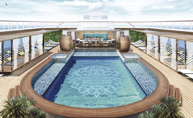Vidanta cruises - new ship in 2020