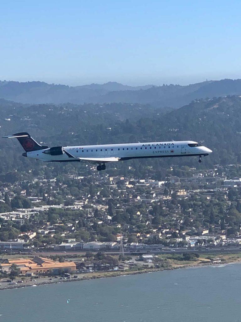 Air canada to resume international flights